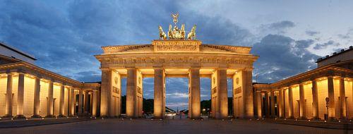 Brandenburger Tor von Danny van Schendel