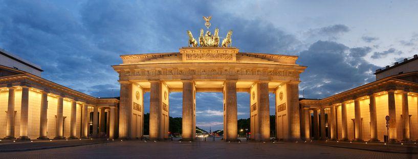 Brandenburger Tor van Danny van Schendel