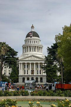 State Capitol in Sacramento von Florian Kampes