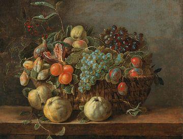 Stillleben mit Obst, Adriaen van Utrecht