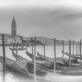 Grand Canal, Venetië van Walter G. Allgöwer