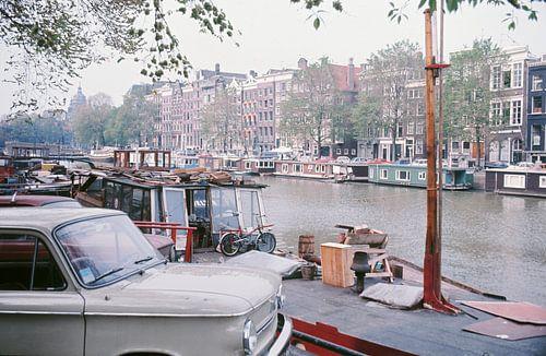 Vintage Amsterdam van