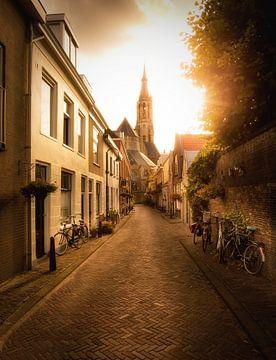 Trompetstraat, Delft van Karel Ton
