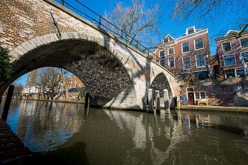 Weesbrug in Utrecht van