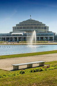 WROCLAW Centennial Hall