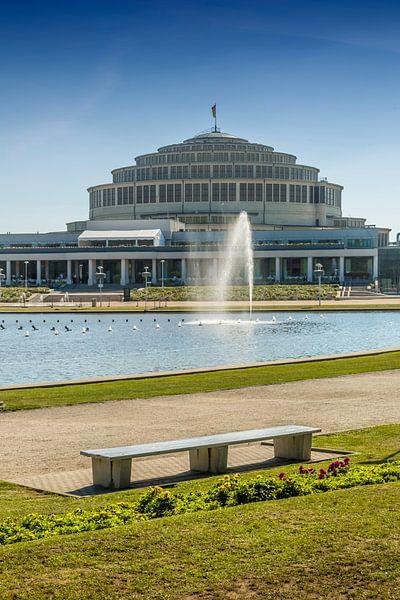 WROCLAW Centennial Hall van Melanie Viola