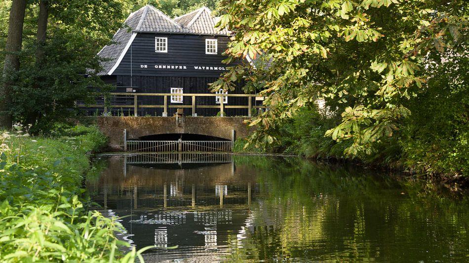 Genneper Watermolen, Eindhoven van Joep de Groot