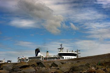 Veerboot  van Harrie Muis
