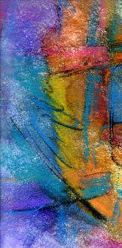 Multicolor 1 von Claudia Gründler