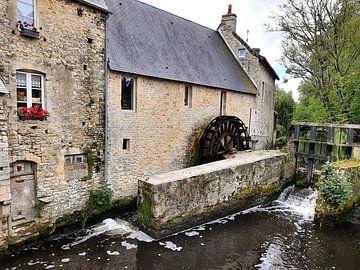 Bayeux-Wassermühle von Celine Seelemann