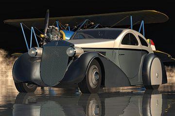 Rolls Royce Phantom Jonkheere von 1935