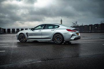 BMW M8 Competition Gran Coupé van Jarno Lammers