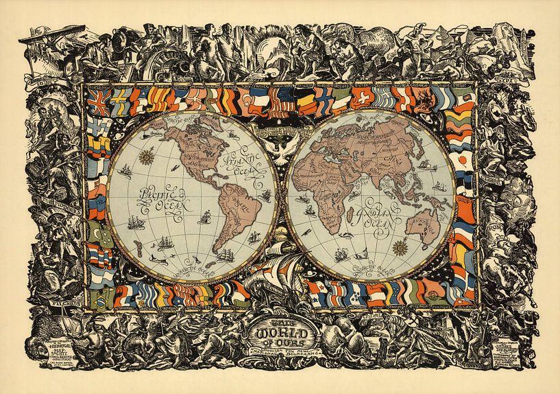 Ce monde d'Ours sur World Maps