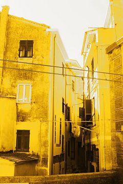 Goldene italienische Stadtbilder von Hendrik-Jan Kornelis
