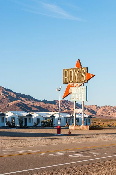 Route 66: Roy's Motel and Café