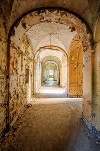 Verlassener Korridor
