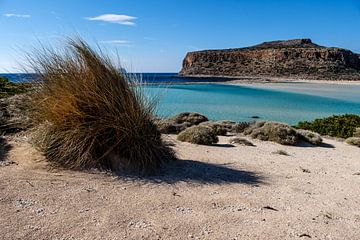 Balos Beach Kap Tigani I van Emel Malms