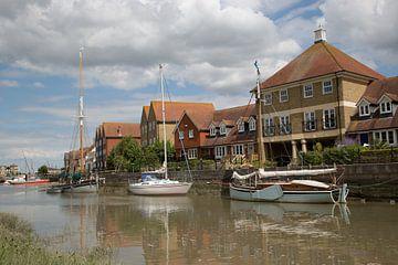 Engels havenstadje Faversham van Sander Meijering