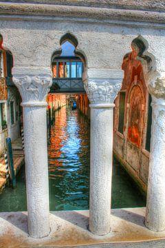 Venetië 1 van Rob Handgraaf
