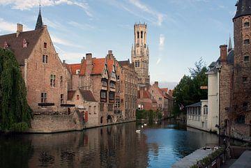 Brugge, Rozenhoedkaai von Michel De Pourcq