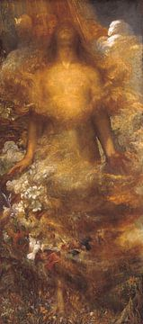 She Shall be Called Woman, George Frederic Watts