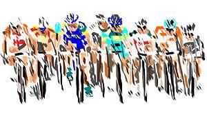 Tour de France Digital von ! Grobie