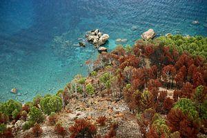 [mallorquin] ... clear blue sea