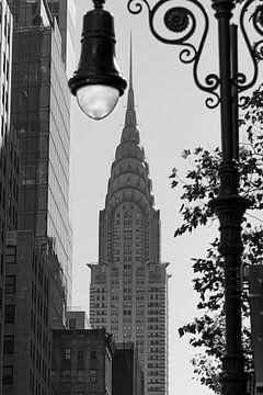 Chrysler gebouw van Kurt Krause