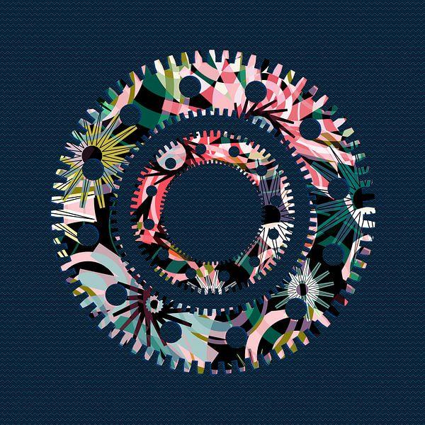 Pattern-9 von Pia Schneider