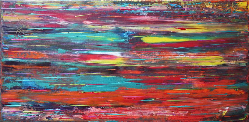 Regenbogen-Tagtraum von Kathleen Artist Fine Art