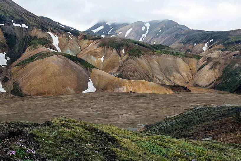 Landmannalaugar van Ab Wubben