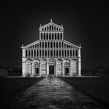Piazza dei Miracoli part II - Cattedrale di Pisa sur Marco Maljaars