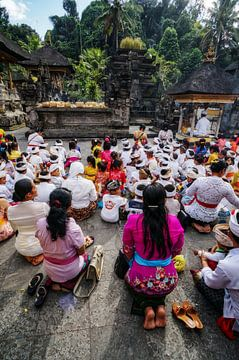 Holy Spring Tempel in Bali van Joris Pannemans - Loris Photography