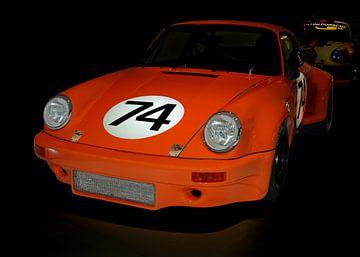 Porsche 911 Carrera RSR 3,0 van aRi F. Huber