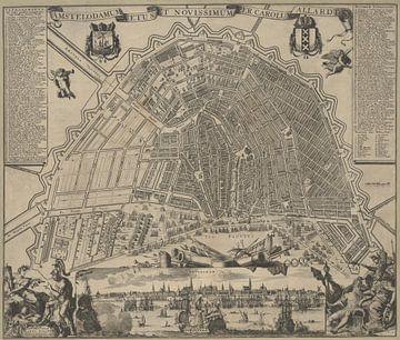 Amsterdam van Atelier Liesjes