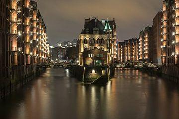 Speicherstadt in Hamburg von Katrin May