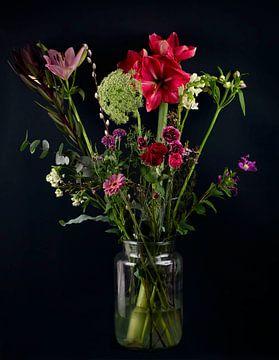 Stilleben-Feld-Bouquet von Marjolein van Middelkoop