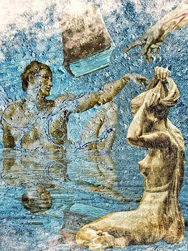 Adam und Eva von Christine Nöhmeier