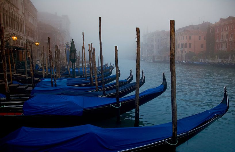 Venetiaanse Ochtend  van Ruud van der Lubben