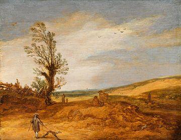 Ein Blick in die Dünen, Esaias van de Velde