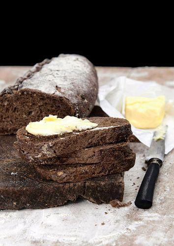 brood met boter von Liesbeth Govers voor omdewest.com