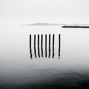 stille Ostseebucht von Dorit Fuhg