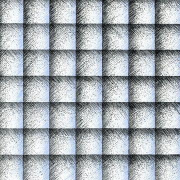 Vierkanten van de toekomst van ART Eva Maria