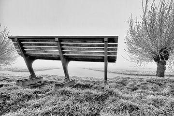 Op een mooie winterdag van Peter Bartelings Photography