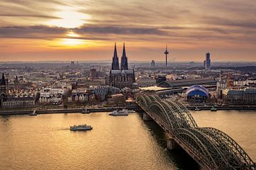 Cologne sur Frank Heldt