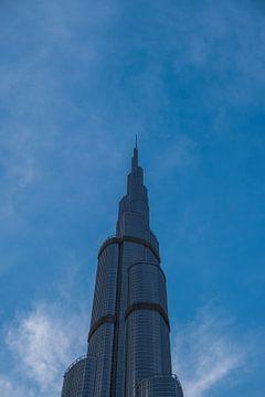 Burj Khalifa in Dubai von Edsard Keuning