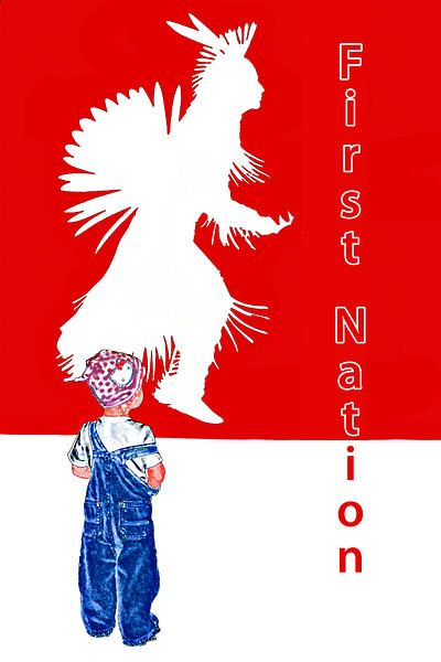 First Nation von Leopold Brix