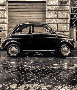 Fiat 500 Rome van Mario Calma