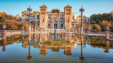 Sevilla-architectuur van Manjik Pictures