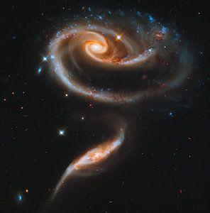 NASA Hubble ruimte foto